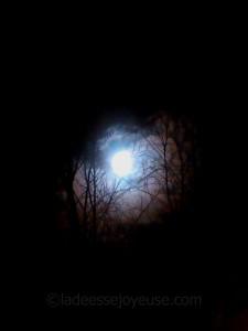 pleine lune du 26 mars 2013 ajusté