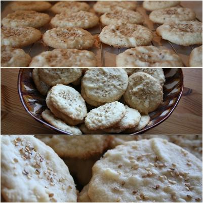 montage biscuits