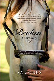 Broken - Lisa Jones