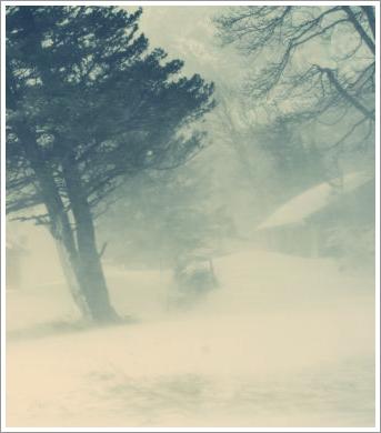 vent hiver