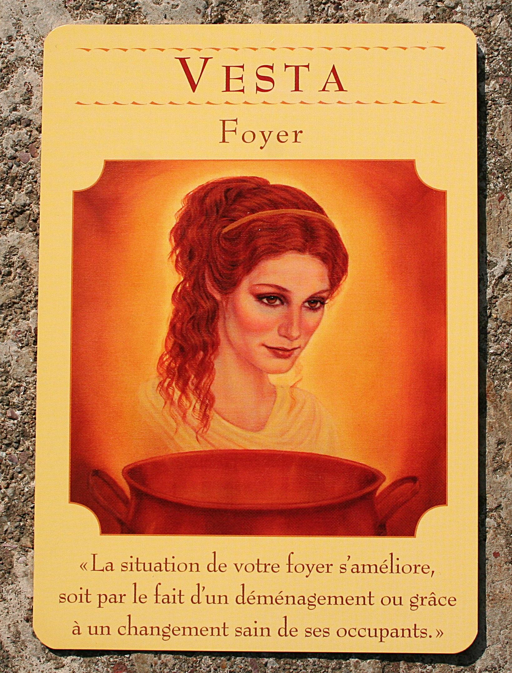 Déesse Vesta La Vesta La Déesse Vesta Joyeuse Joyeuse PTq7YB